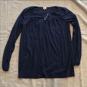 Ella Moss Peasant Long Sleeve Shirt